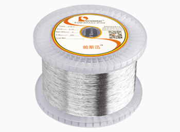 Coated EDM Wire